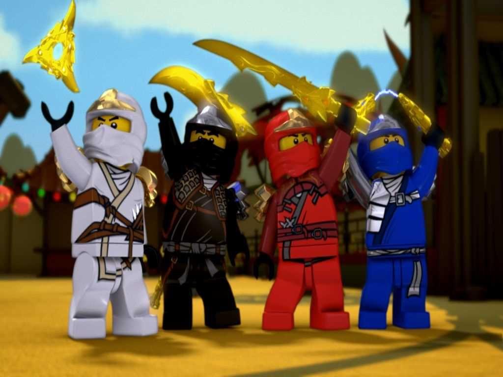 Zane the ice ninja cole the earth ninja kai the fire - Ninjago kai jay zane cole lloyd ...