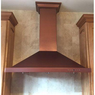 Zline Kitchen And Bath 30 760 Cfm Wall Mount Range Hood Finish