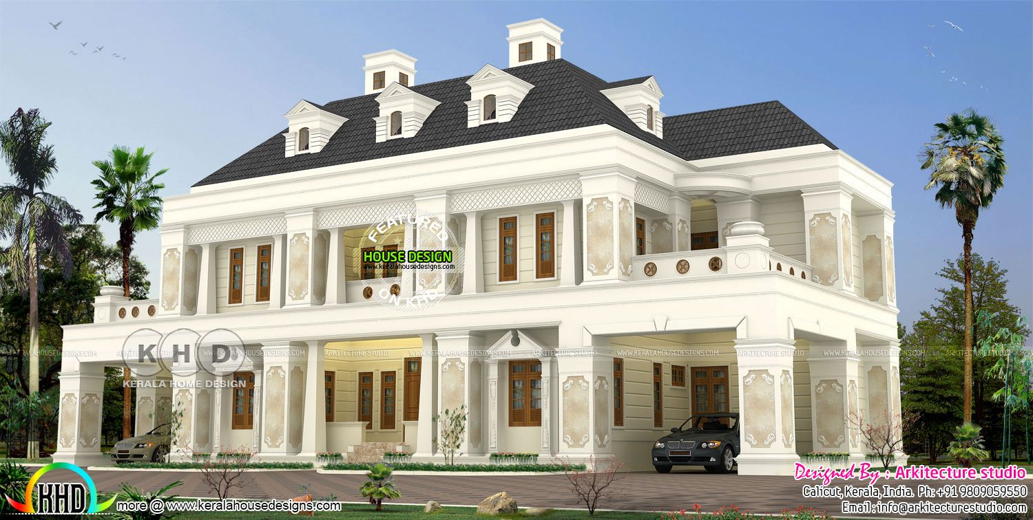 colonial house kerala style joy studio design gallery design home ...