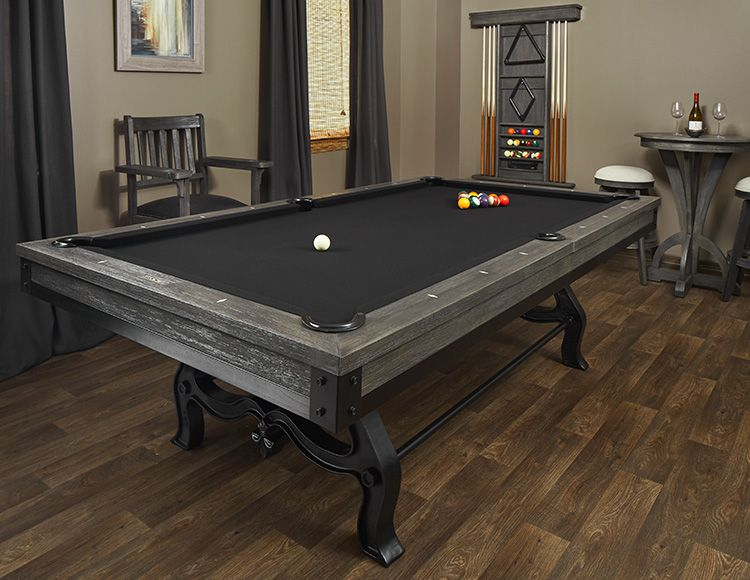 Ford Pool tables for sale, Billiard pool table, Black