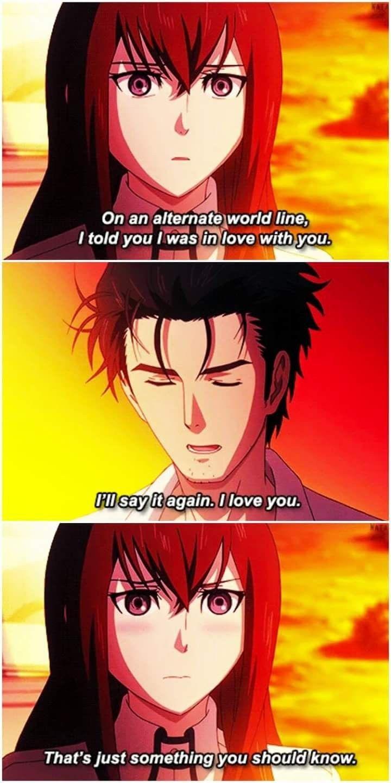 Anime Steins; Gate Kurisu makise, Gate, Anime