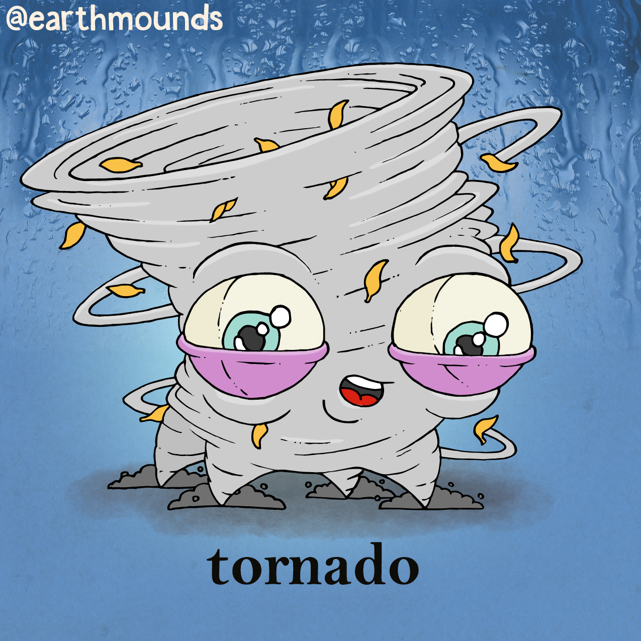 A Tornado And A Twister Are Different Terms For The Same