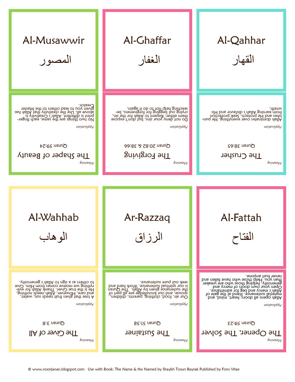 Page 1 Quran quotes inspirational, Allah names, Islam