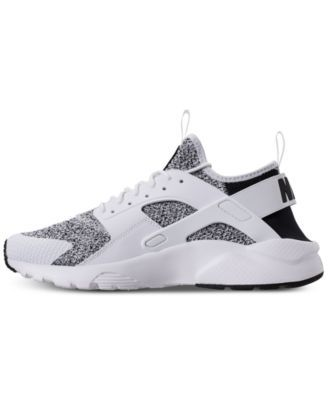 bfb7576c729 Nike Men s Air Huarache Run Ultra Se Casual Sneakers from Finish Line -  Black 10.5