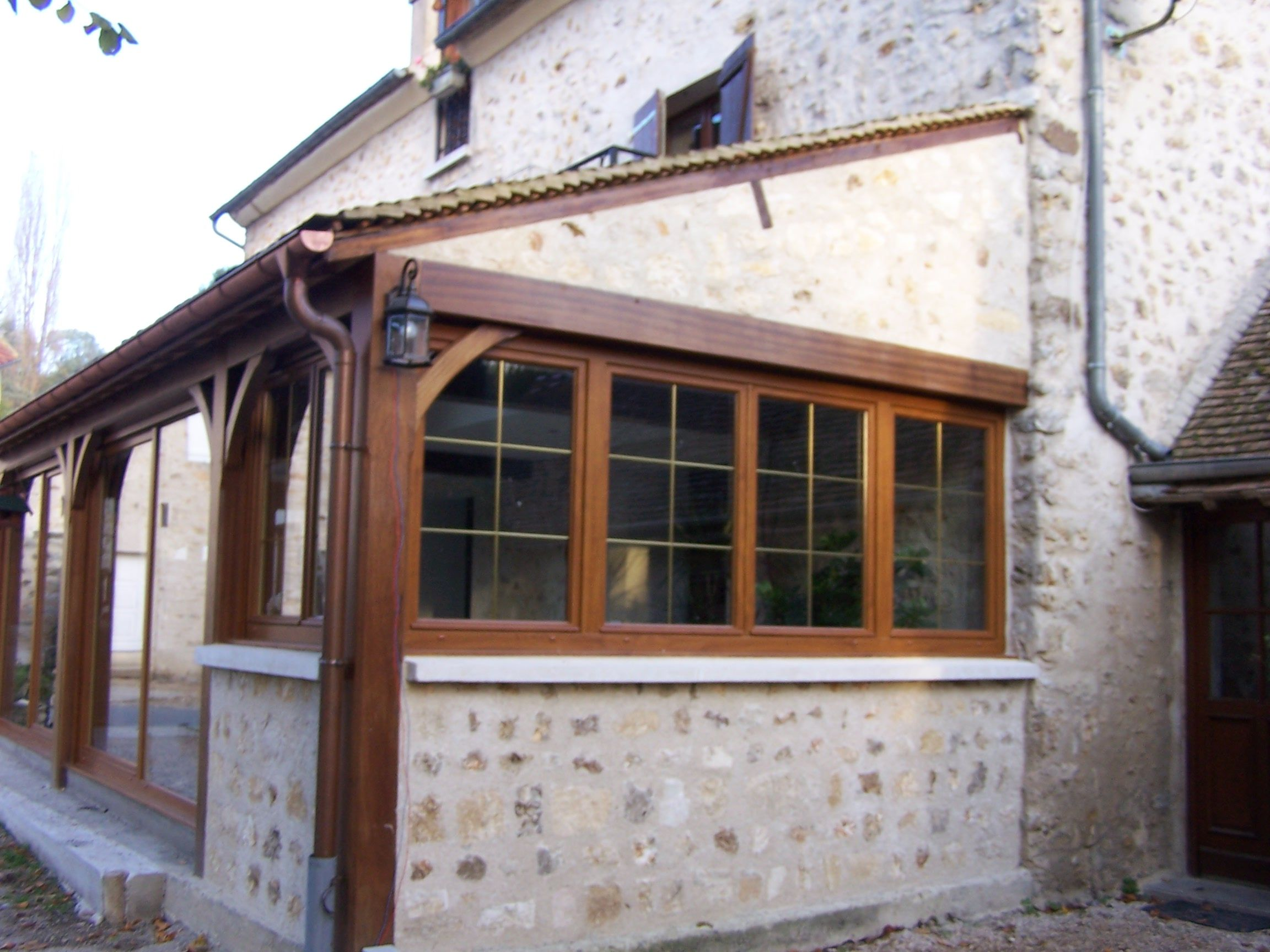 Afficher l 39 image d 39 origine v randas veranda - Maison modulaire espagnole ...