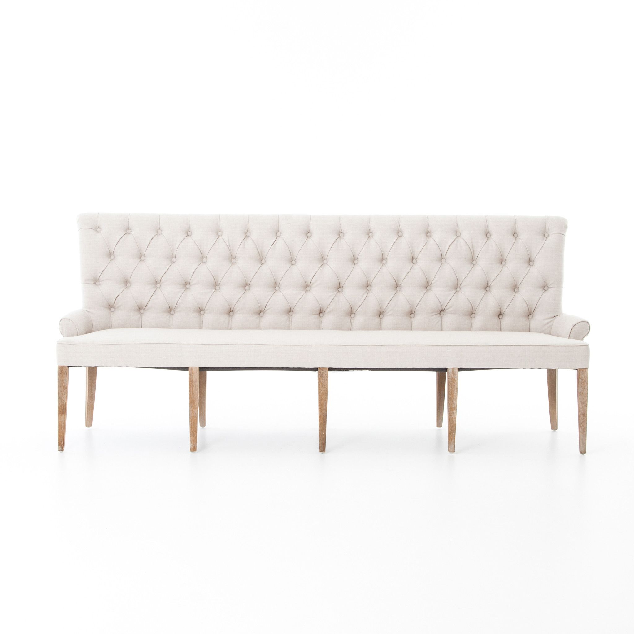 one allium way grateron upholstered bedroom bench trade