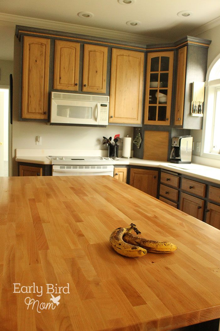 Clutter Hotspot: Kitchen Counters (before And After