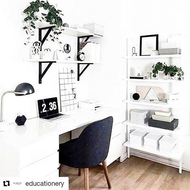 #Repost @educationery Desk Goals! What's Your Number 1