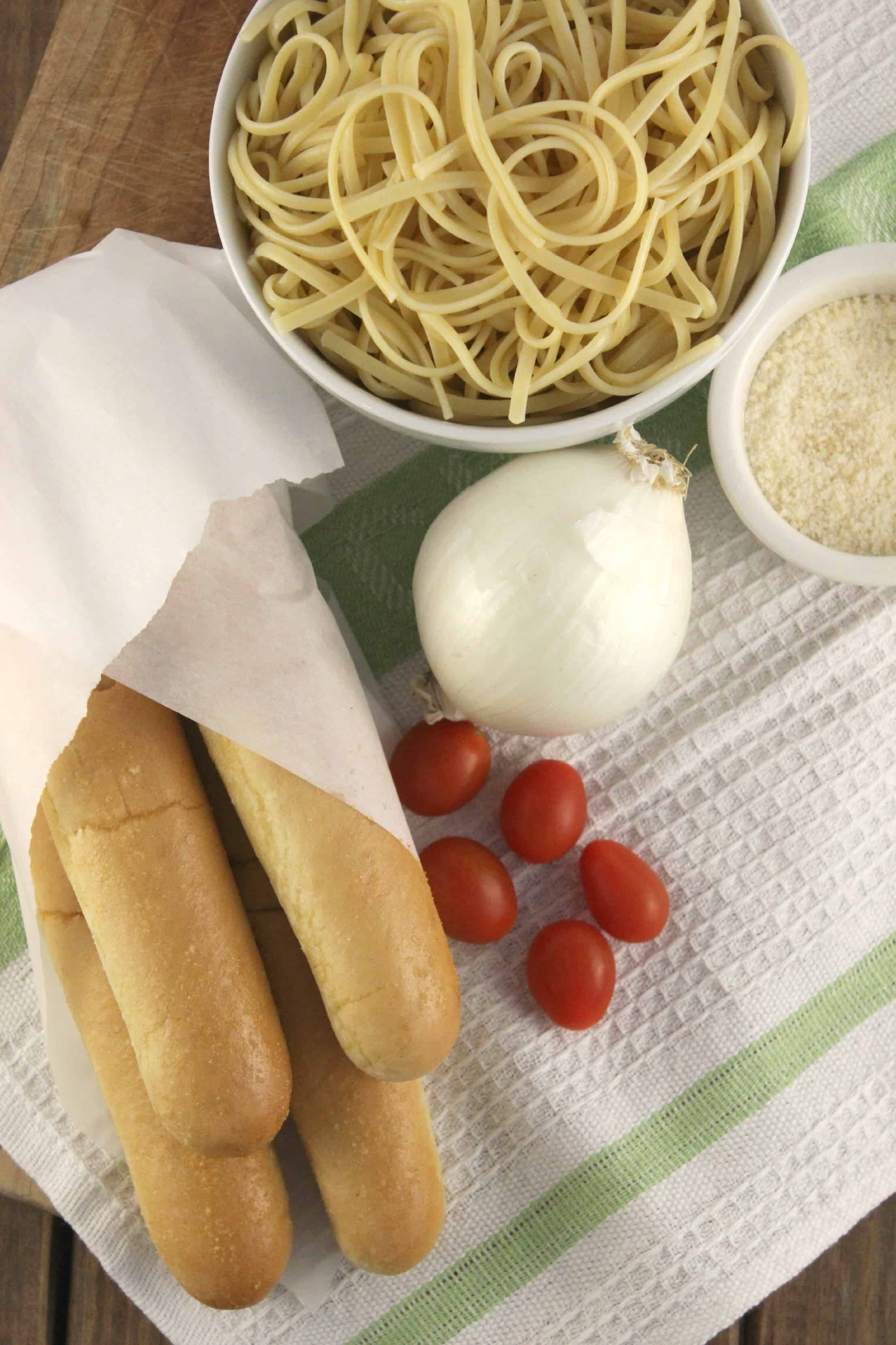 You can make your own Olive Garden dinner at home for much
