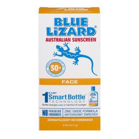 Personal Care Blue Lizard Sunscreen Blue Lizard Sunscreen