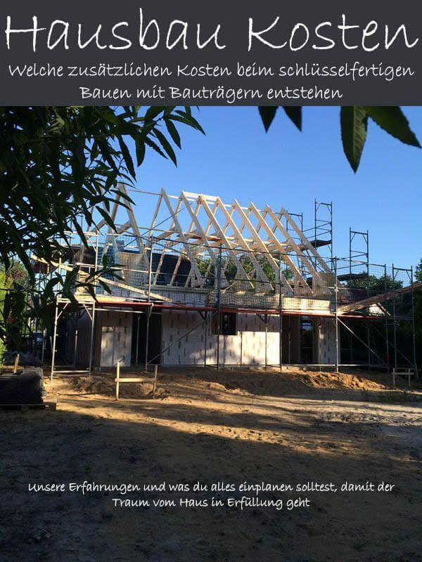 Hausbau Kosten Und Baunebenkosten Was Kostet Ein Haus House