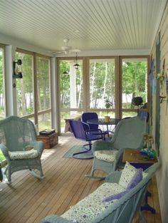 Interior Window When Enclosing Porch   Google Search