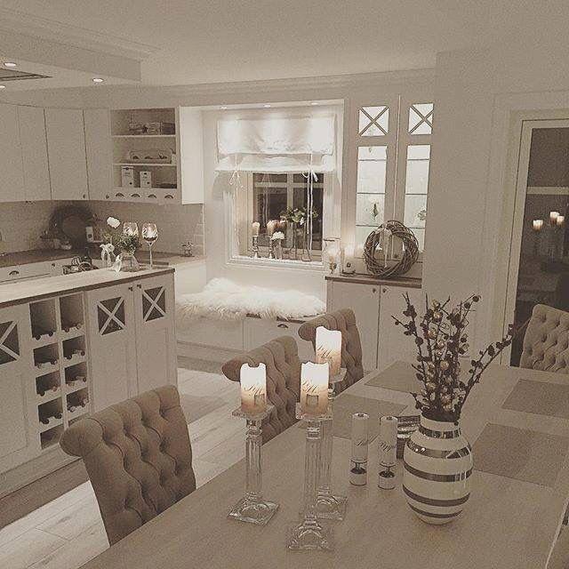 Esszimmer + Küche | Küche | Pinterest | Esszimmer, Küche und Wohnen