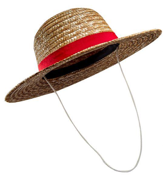 One Piece Luffy Straw Hat Cosplay Replica Merchoid Luffy One Piece Straw Hats Straw Hat