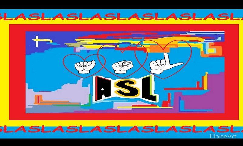 I Open Heart ASL