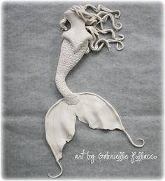 Polymer Clay Mermaid #asics #asicsmen #asicsman #running #runningshoes #runningmen #menfitness