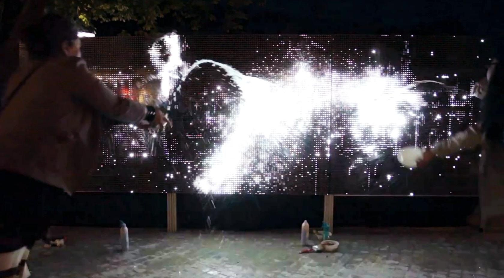 news the world\u0027s first led buddha board delivers painting photography ideas light graffiti tutorial