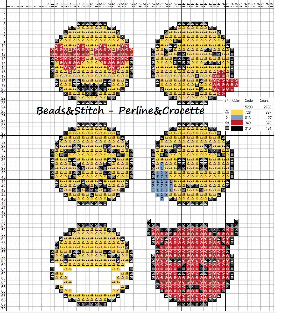 Emoji Perler Bead Patterns Unique Decorating Design