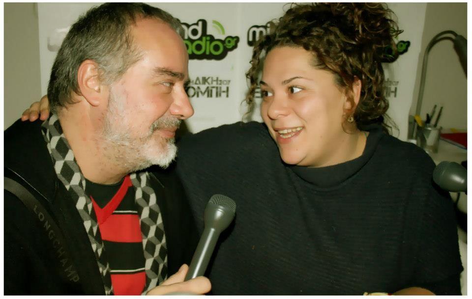 Le Bureau Zamani : With @matoula zamani and @nikos soulis mind radio celebrity zone
