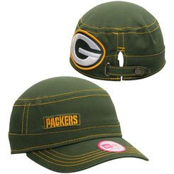 Green Bay Packers New Era Women s Major Chic Adjustable Hat - Green ... 47c204dd6