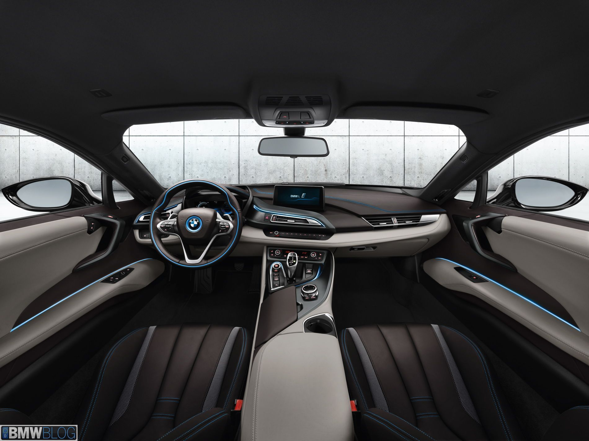 Lovely Bmw I8 Black Interior Wallpapers #bmwi8black #bmwi8interior
