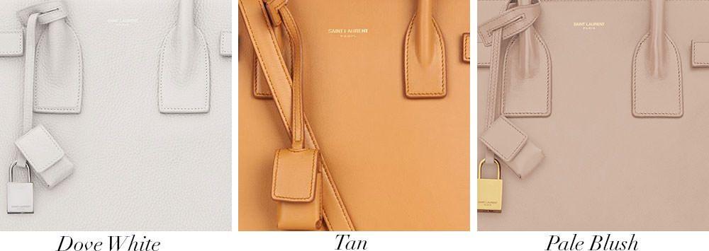 The Ultimate Bag Guide  The Saint Laurent Sac de Jour Bag  e97429e8a5575