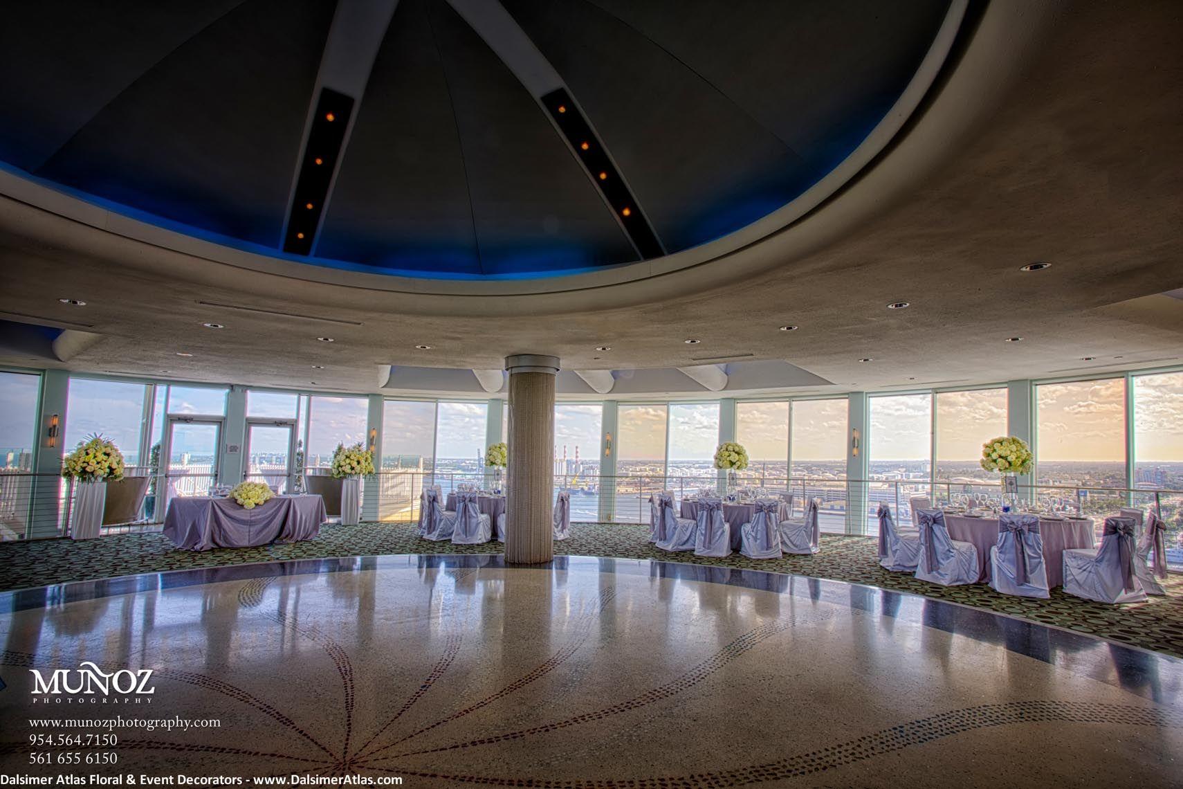 Hyatt Regency Pier Sixty Six Fort Lauderdale Florida 51 Wedding Flowers Bat Bar Mitzvah Themes Dalsimer Atlas Dance Floor With A View