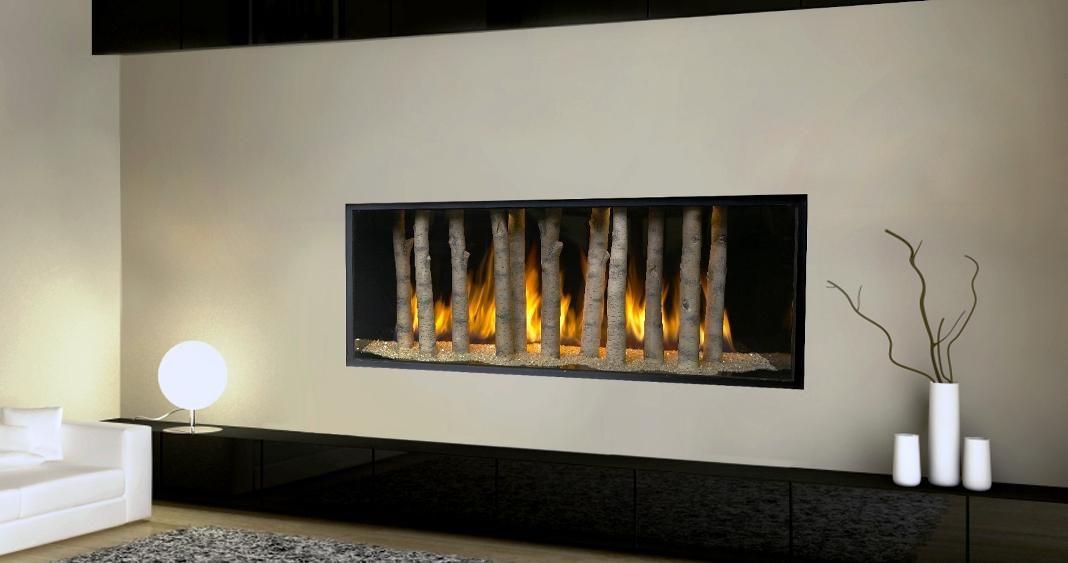 Best Modern Gas Fireplace Inserts Designs Ideas