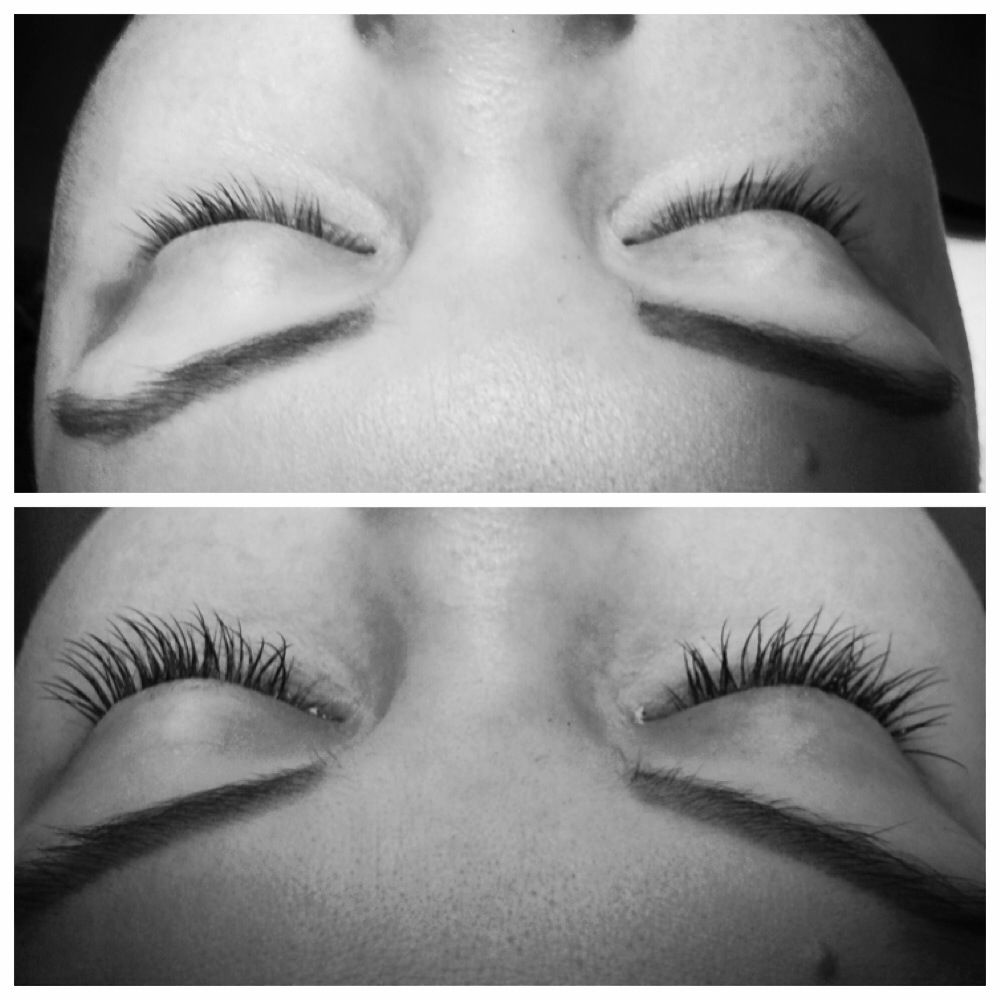 Add Some Length With Lash Extensions Extensions By Kelsie Www