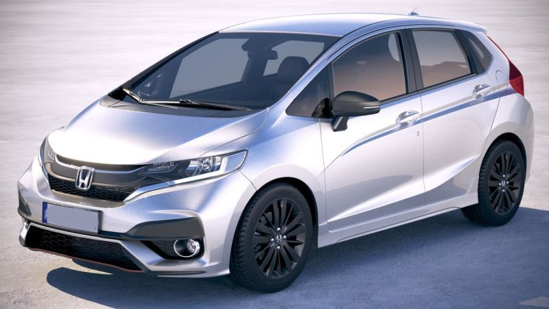 2020 Honda Jazz Spied Rendering Photo Honda Jazz Honda Fit Honda