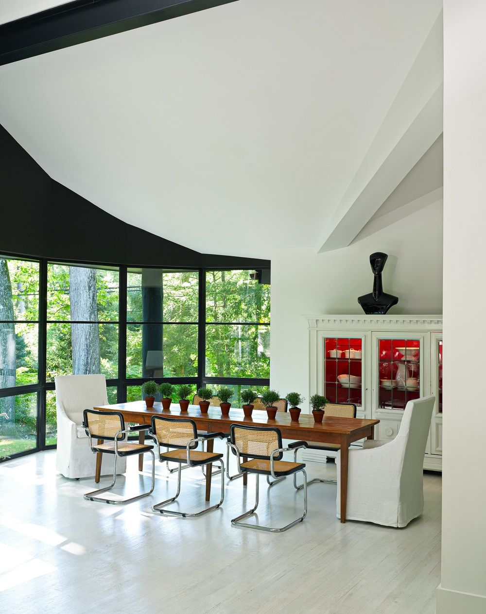 Patrick Mele Interior Design - Love these dining room chairs