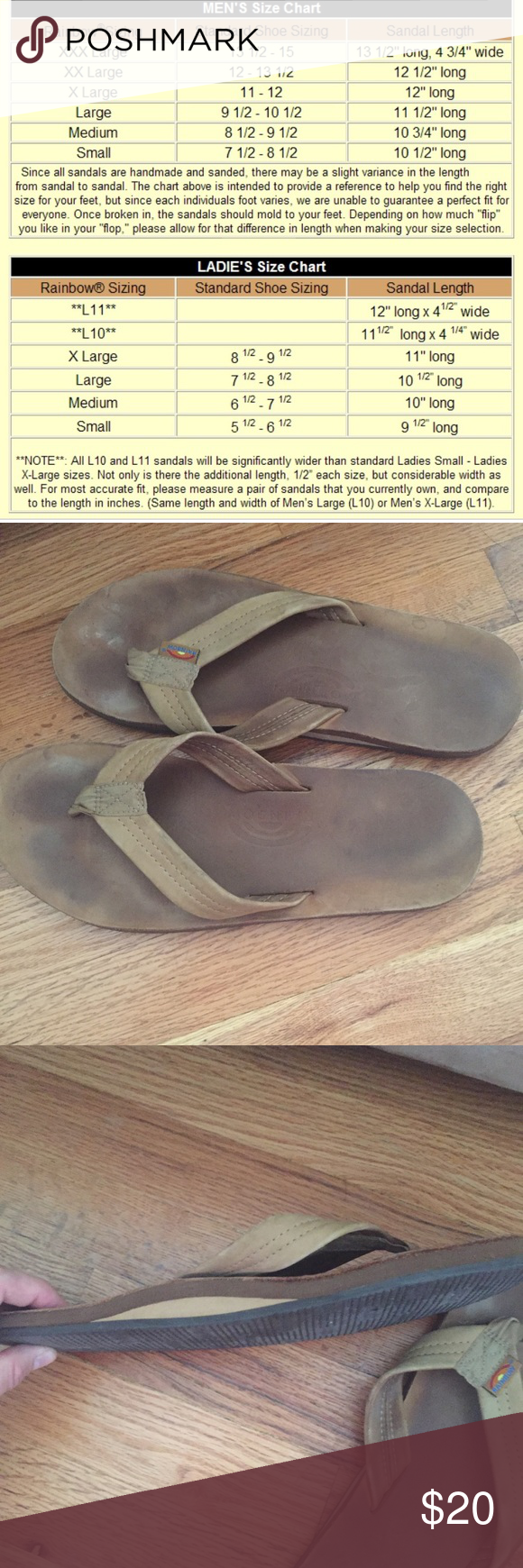 Men S Rainbow Sandals Rainbow Sandals Sandals Rainbow Shoes