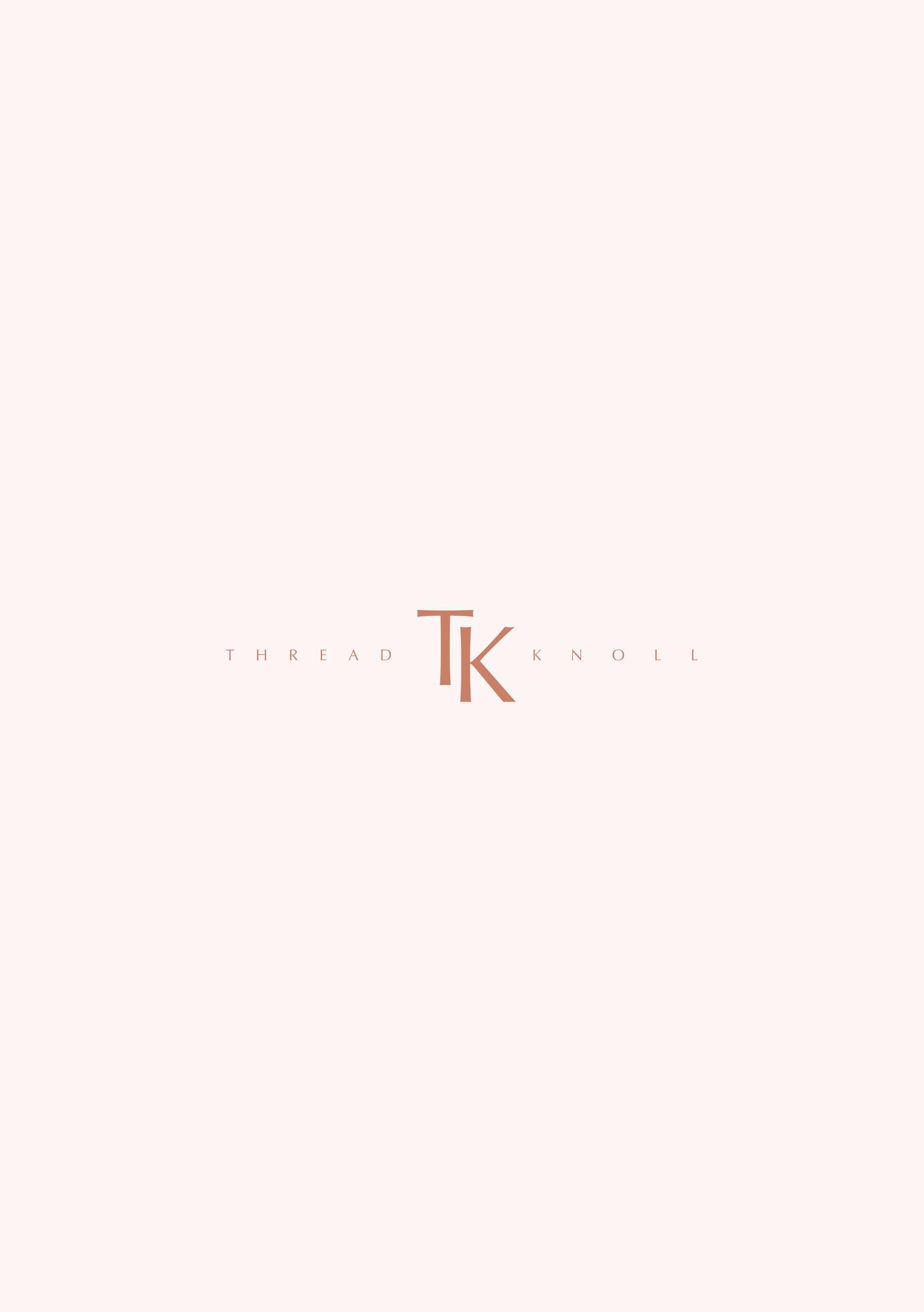 355a7cf0c thread + knoll   sieleth   Design   Graphic + Branding + Typography ...