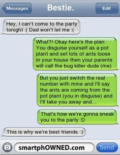 best friend texts - Google Search   lol   Funny texts, Funny
