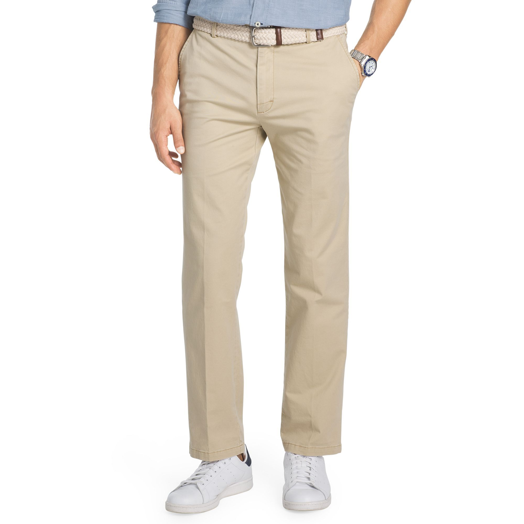 Nanquan Men Denim Casual Stripe Long Sleeve Slim Fit Button Down Dress Shirts