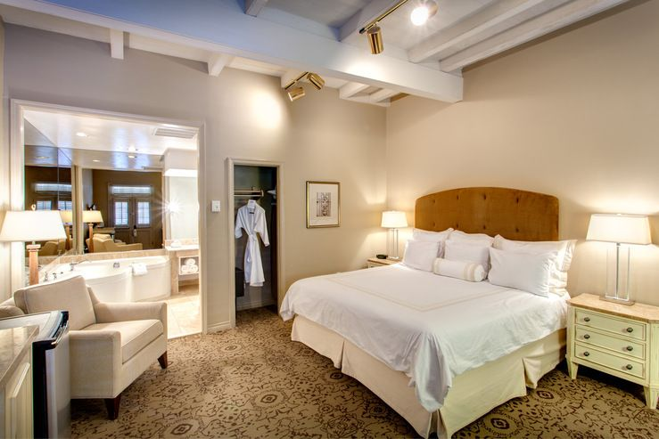Superior Carriage House King Room At Dauphine Orleans Hotel #stashrewards