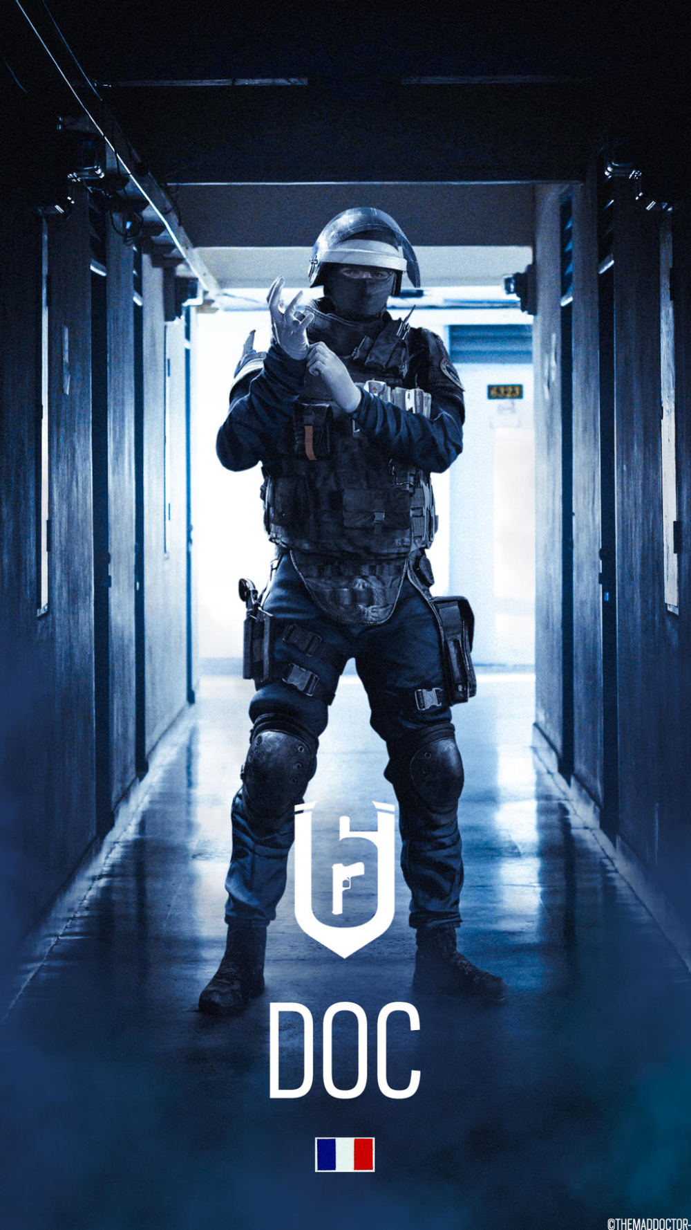 Doc S Mobile Wallpaper Rainbow Six Siege By Alessandroberzuini On Deviantart In 2021 Cool Wallpapers Rainbow Rainbow Six Siege Art Rainbow 6 Siege Operators