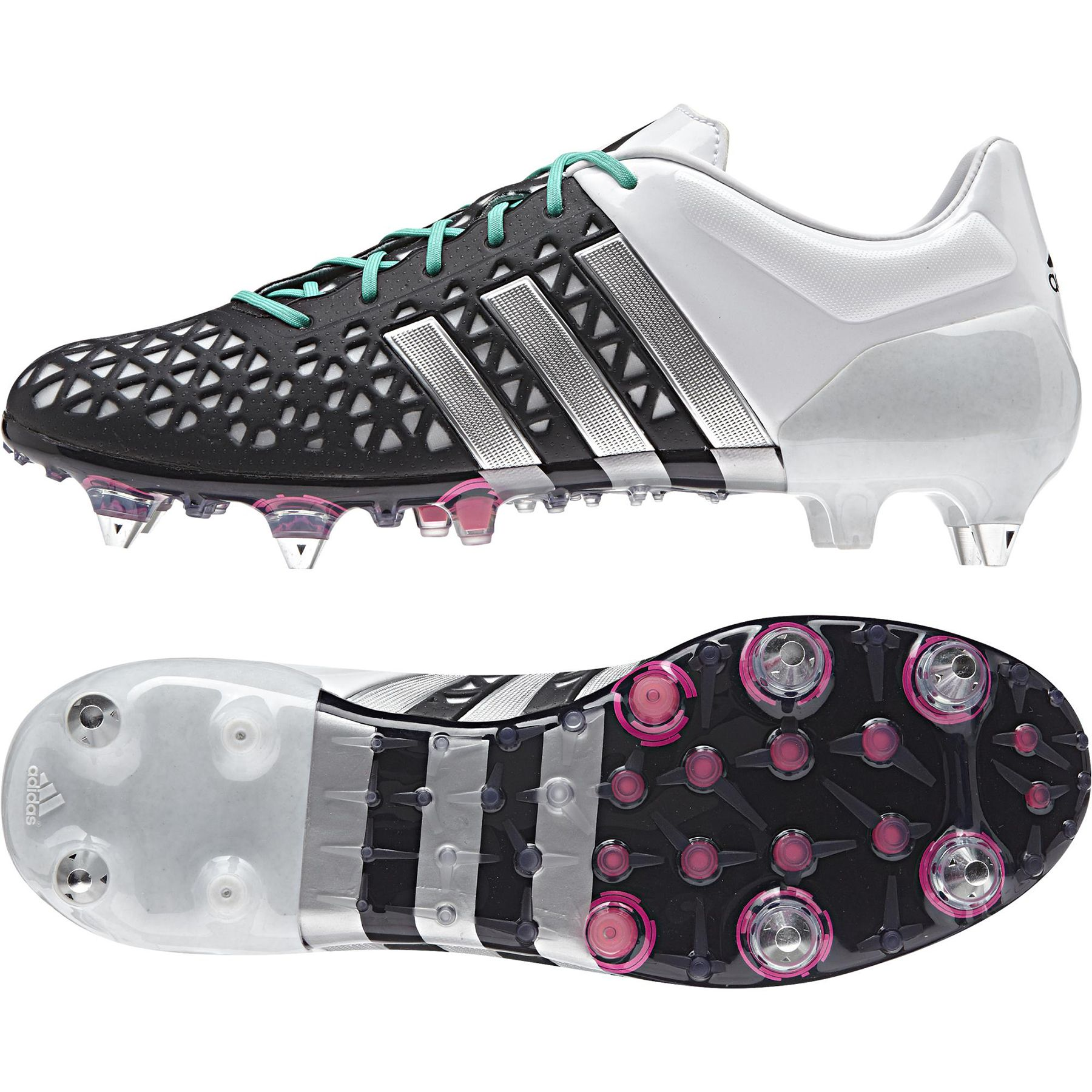 Adidas Ace 1.1 Ground Soft Ground 1.1 Football Botas Negro Available at 03ff0c