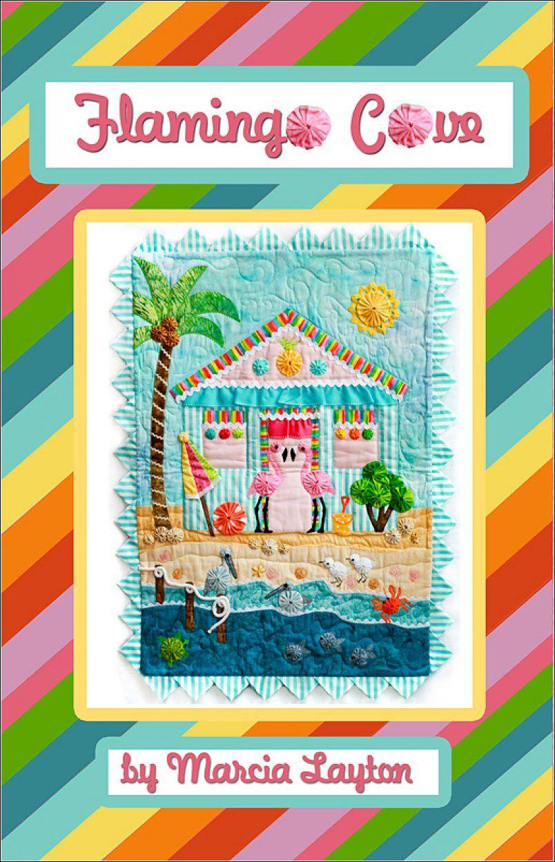 By Marcia Layton Yo Yoyo Pinterest Flamingo Yo Yo And Kid Quilts