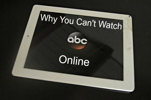 ABC App Why You Can't Watch ABC Online Without Cable Anymore