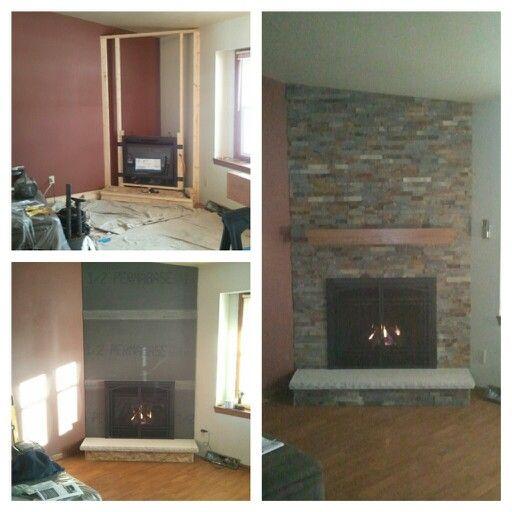 Framing Regency Gas Fireplace Stone Work Gas Fireplace Custom Fireplace Home Decor