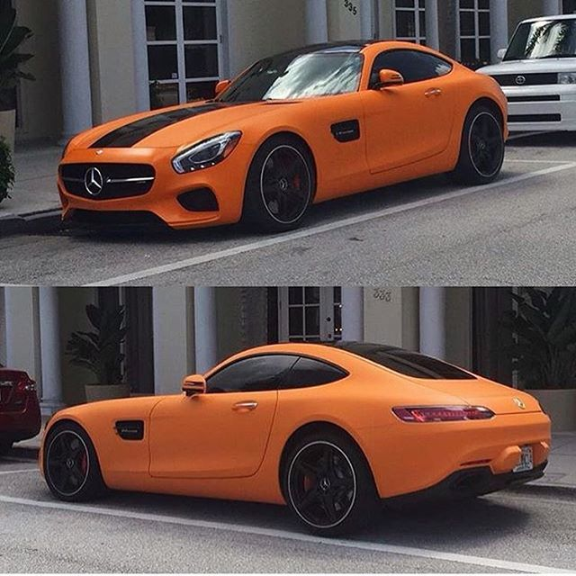 AMG GT l, I think it's orange fever going on and I'm super sick with it. 🍊😅  #benz #speedfanatics
