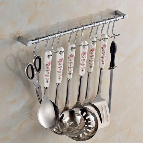 Küchenschrank Wand Montiert 12 Haken Werkzeug Utensilien ...