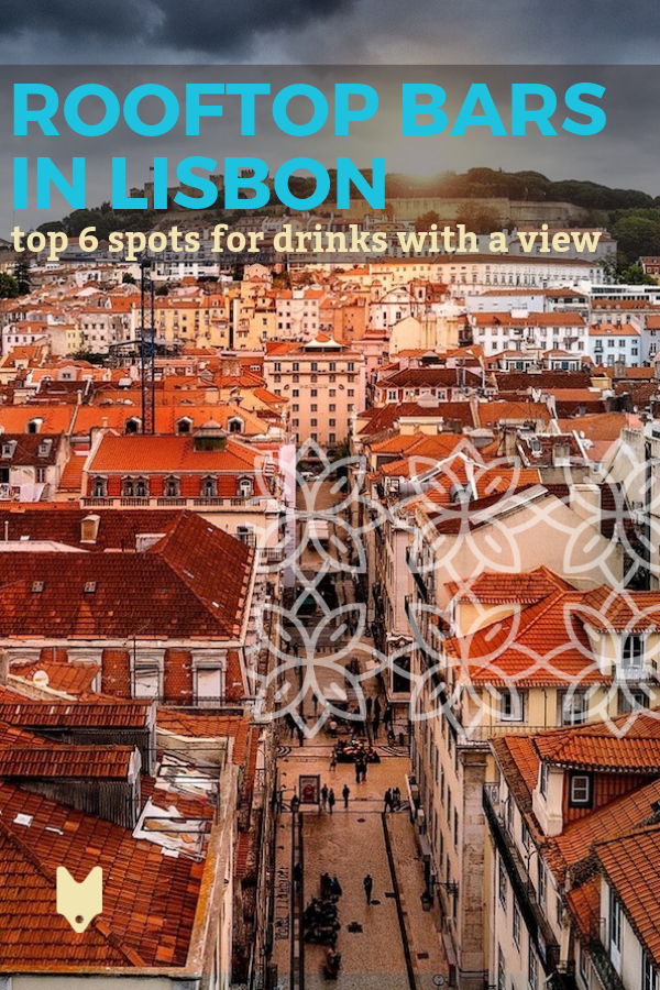 There's nothing better than drinks with a view. At these six great rooftop bars in Lisbon, that's exactly what you'll get. Enjoy fabulous food and drinks with great company while marveling at the must-see views of one of Europe's most beautiful destinations from up above. This guide will show you where to go! #Lisbon #lisbon