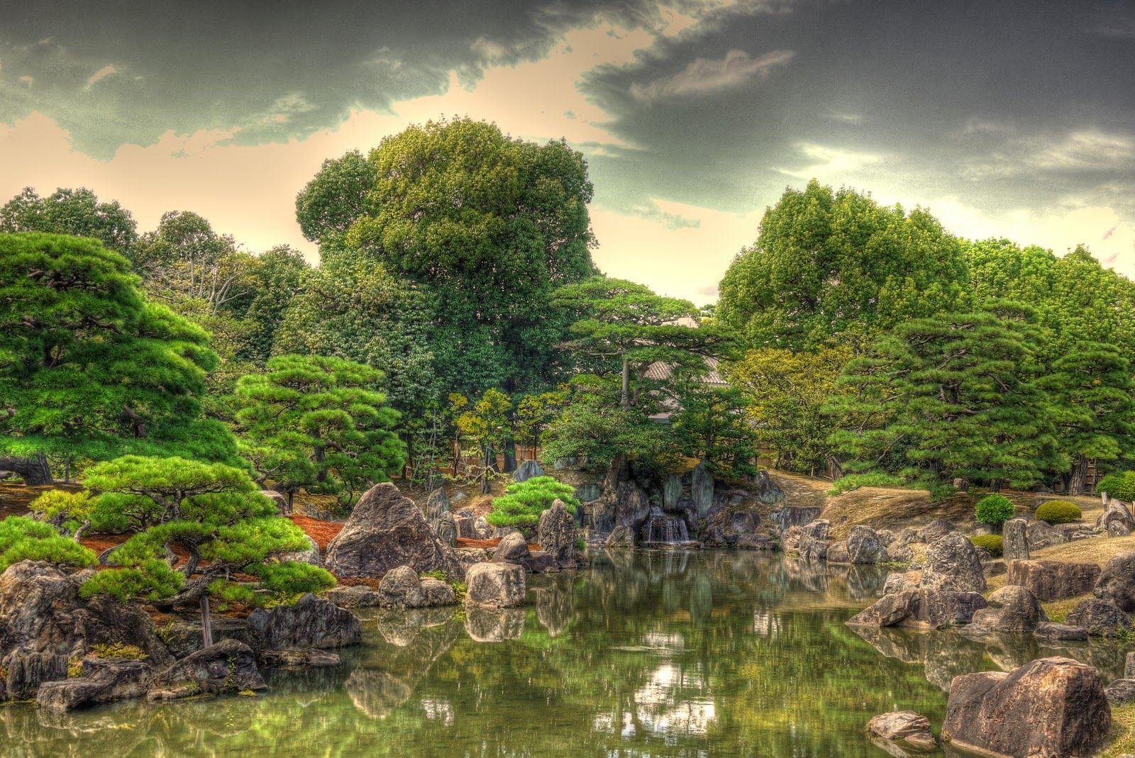 Nijo Castle Gardens - Hyperreal   Japan   Pinterest   Nijo Castle Kyoto And Castles
