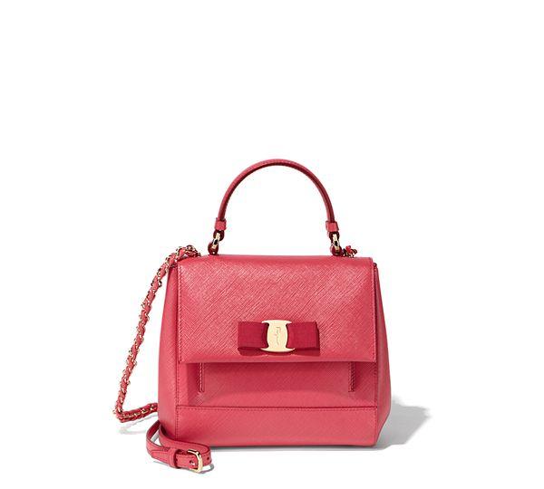 Shoulder Bag for Women On Sale, Jade, Leather, 2017, one size Salvatore Ferragamo
