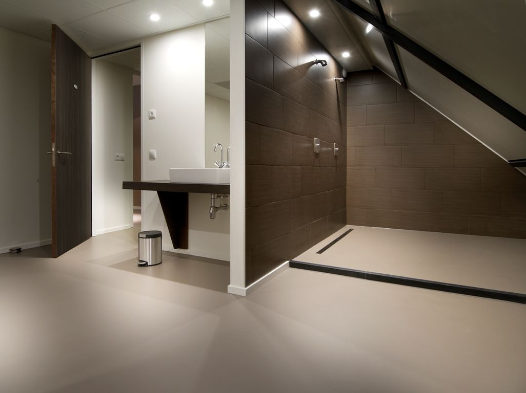 DRT Vloeren, badkamer gietvloer | Badkamer | Pinterest | Flow