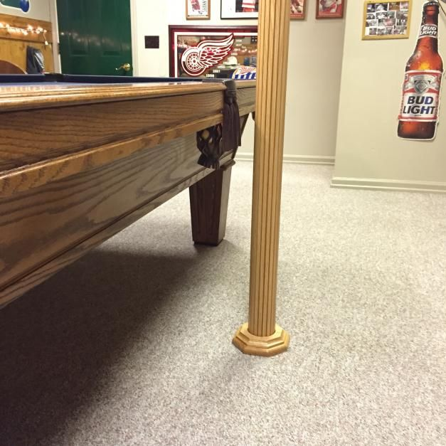 Checkout Our Gallery Of Ideas And Examples Pole Wrap Products In Use Lally Column Covers Are Available Multiple Wood Types To Match Your Decor
