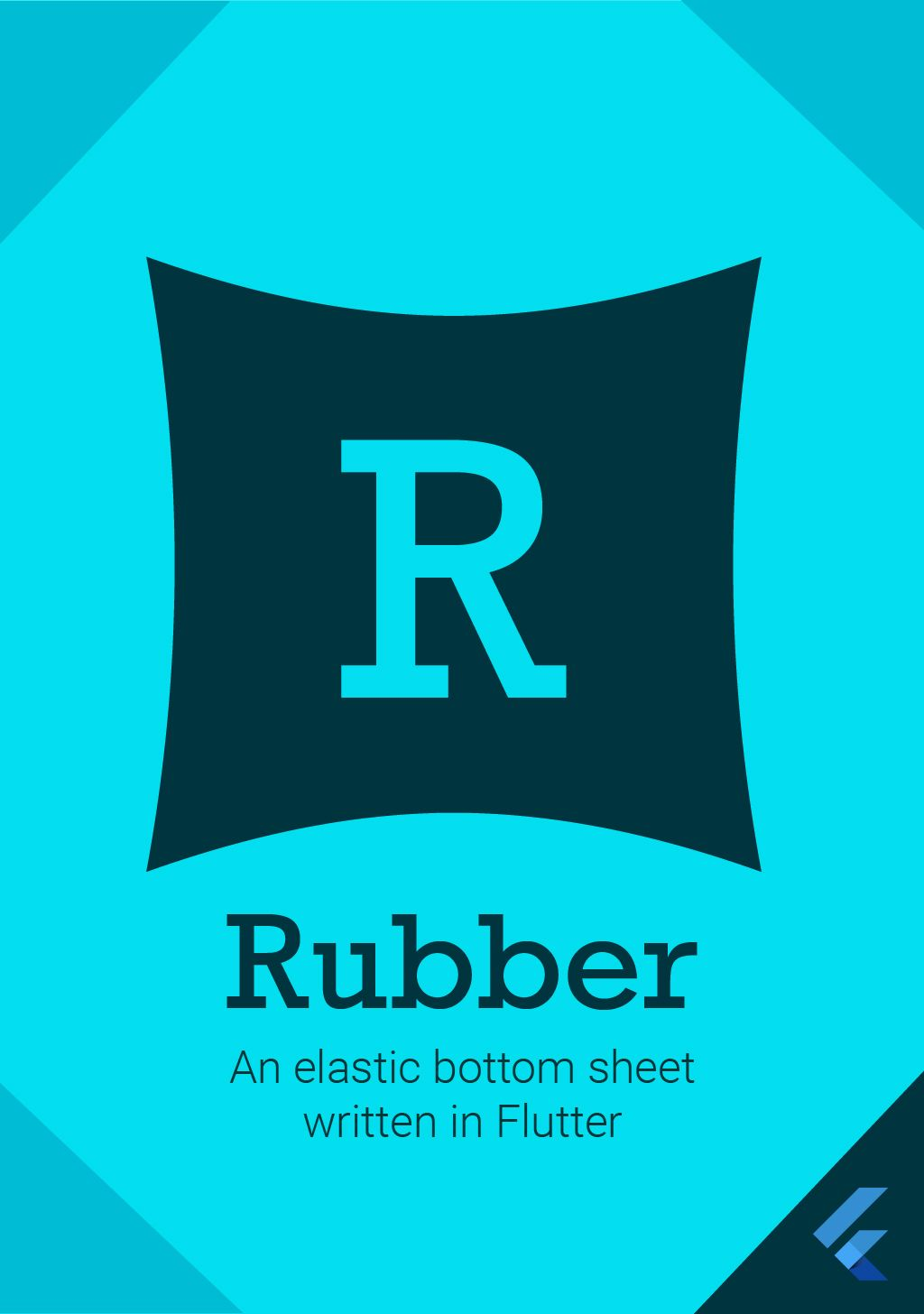 Rubber — A material bottom sheet in Flutter   Packages   Material