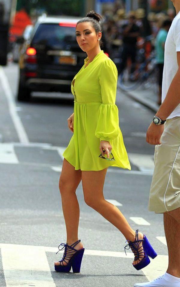 Kim Kardashian lauching children's clothing brand.